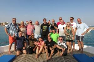 Clubfahrt Ägypten 2019