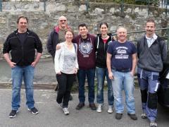 Clubfahrt Ligurien 2017